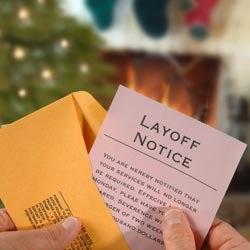 Send in your layoff memos!
