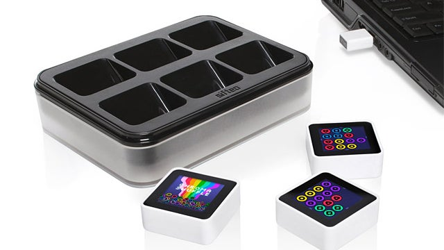 These Little Cubes of Fun Interact With Each Other Using NFC