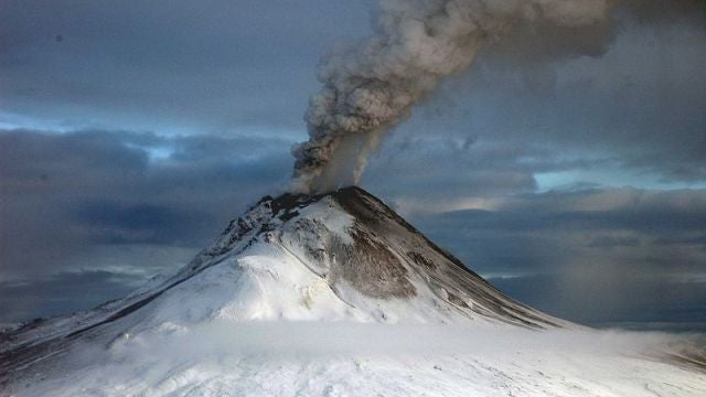 A basic experiment that shows why some volcanoes blow sky high