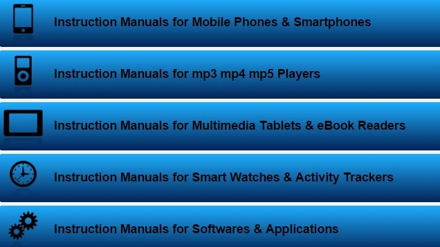Central Manuals Lets You Find and Download User Manuals for Free