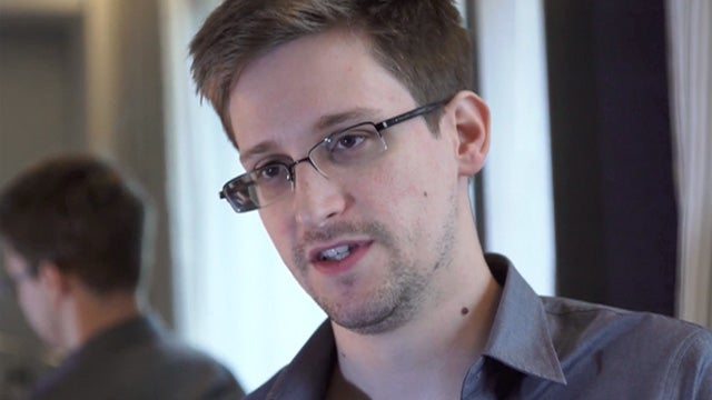 Edward Snowden Sees Himself As A Video Game Hero
