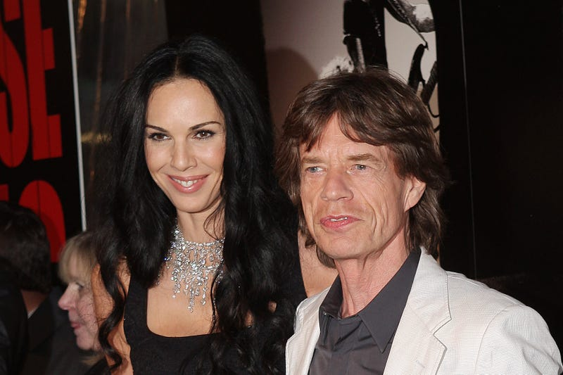 Mick Jagger Reportedly Dumped L'Wren Scott Before Suicide
