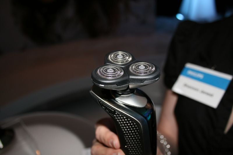 Philips Rolls Out Norelco Razors From an Alien World
