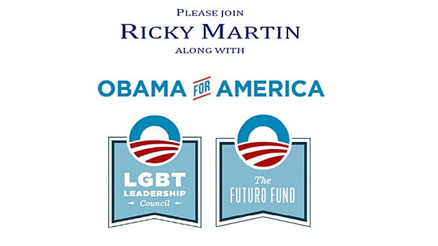 A Picture With the First Gay President Will Run You $15,000