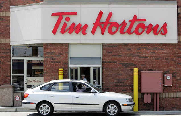 Man Throws Snake At Tim Hortons Employee After Argument Over Onions