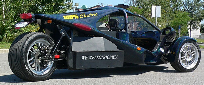 Silence PT2 Electric Trike Goes 125MPH, Ships This Spring