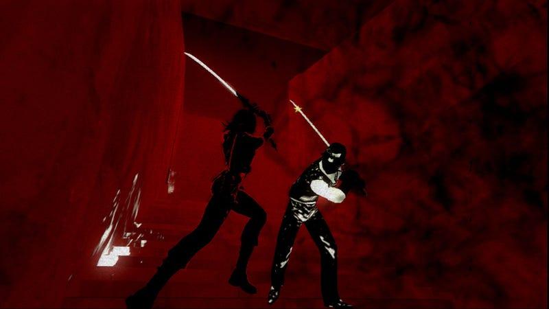 WET: Guns, Leather, Swords and Acrobatics
