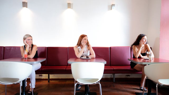 If Women Stop Eating Alone, Whom Will We Pity in Restaurants?