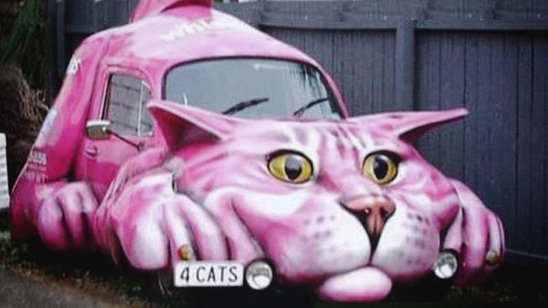 Top 5 Cats That Are Cars