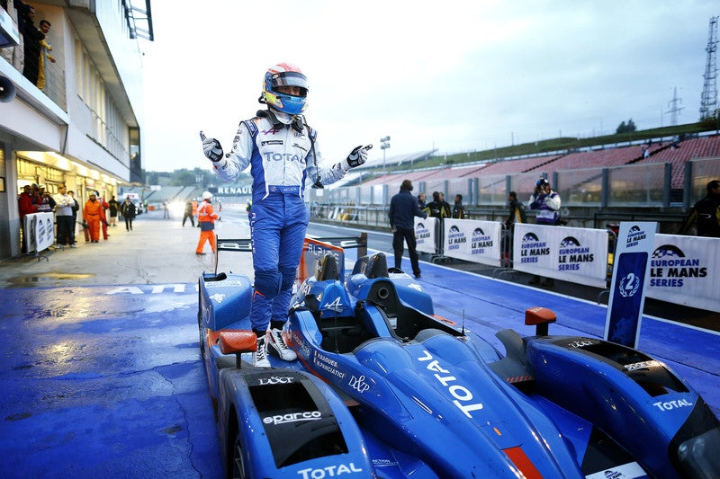 Back In Blue : News From The Small World Of French Sports Cars