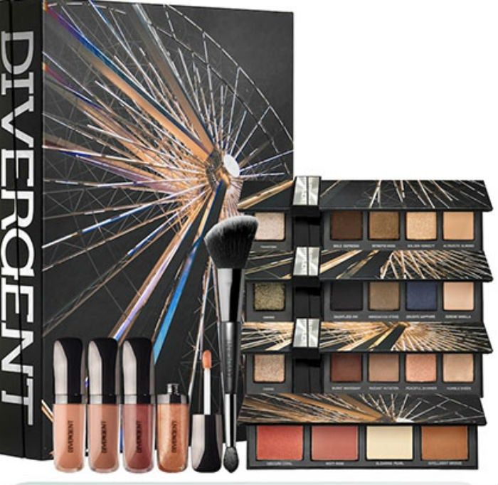 Here's Your Totally Underwhelming Divergent Makeup Collection