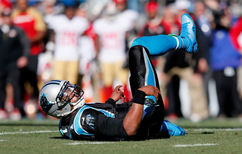 Panthers Write Own Demise With Huge, Fruitless Drives