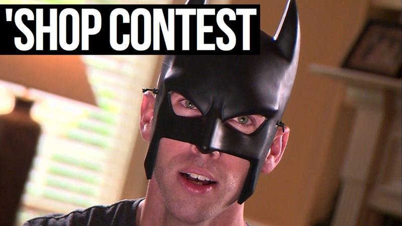 Kotaku 'Shop Contest: BatDad: Arkham Origins