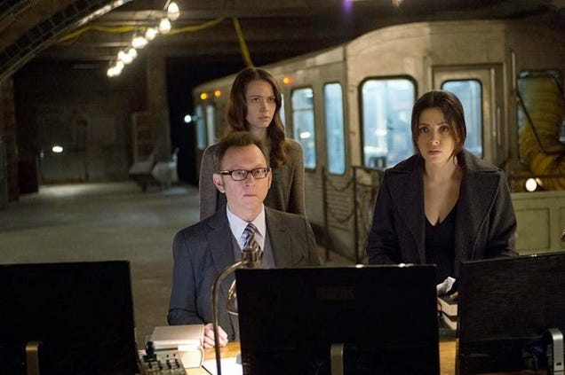 The Most Terrible Revelation In Last Night's Person Of Interest