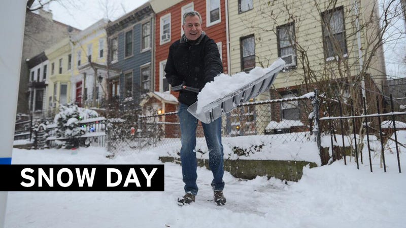 Huge Winter Storm Covers Northeast With Snow, Subzero Temperatures