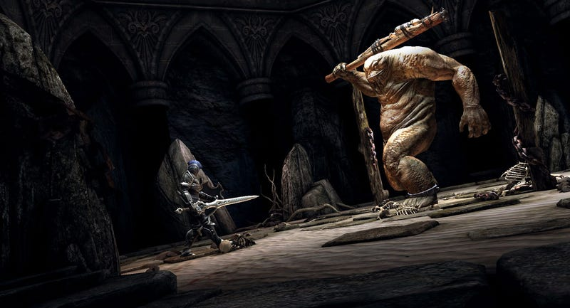 Infinity Blade Goes Dungeon Diving At A Discount