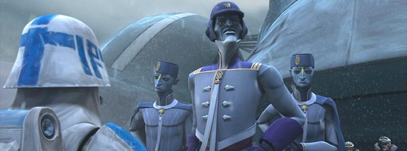 Old Soldiers Make Clone Wars Feel Like Star Trek