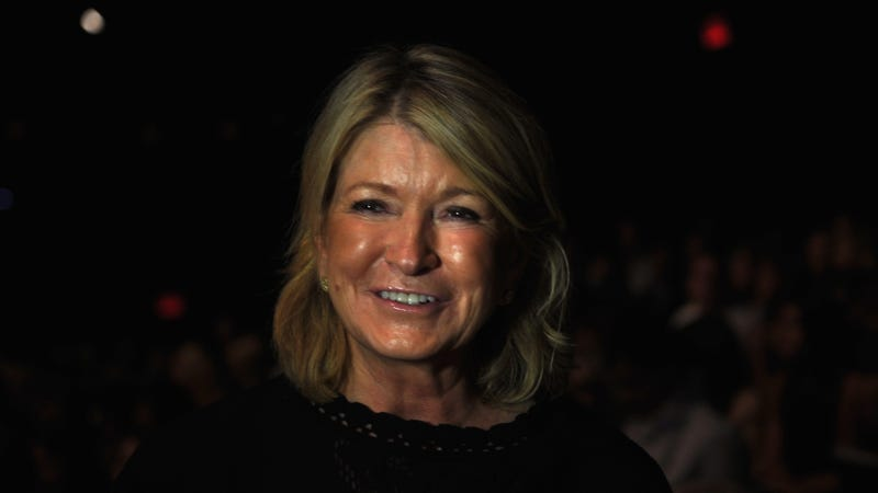 Paranoid Martha Stewart Rips Out Roses So Thorns Can't Nick Grandkids