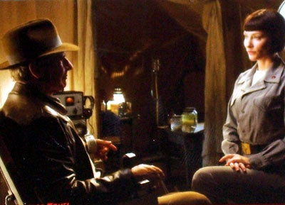 Crystal Skull Will Be Kinkiest Indiana Jones Yet
