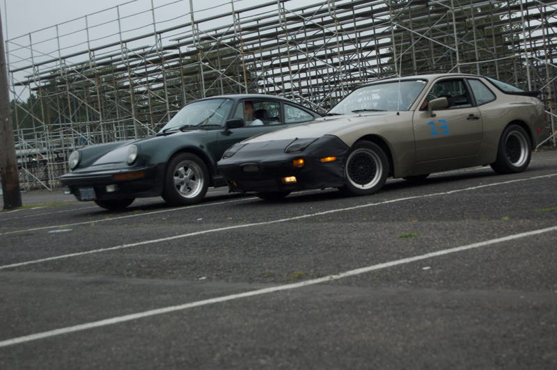 Portland Raceway Autocross Video and Mega Gallery
