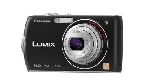 Panasonic Lumix DMC-FX75: Wide Angles, Touch Screen, HD Video