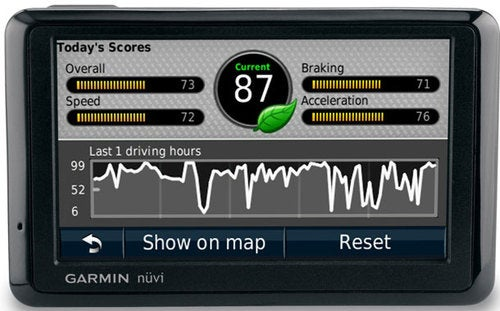 Garmin ecoRoute hd Lets Your GPS Silently Judge Your Eco-Driving
