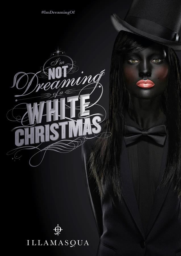 Makeup Ad Features Super Blackface-y Blackface