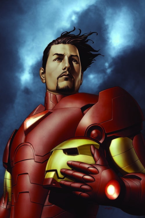 Iron Man Extremis Gallery
