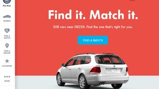 VW Launches New Website, Wants to Go On a Date
