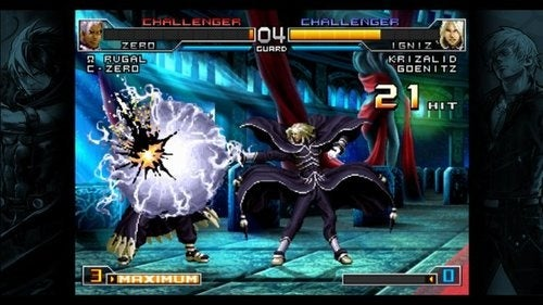 The King Of Fighters 2002: Unlimited Match Out Next Month