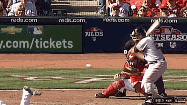 Reds Catcher Ryan Hanigan Couldn't Bear To Watch Buster Posey's Grand Slam