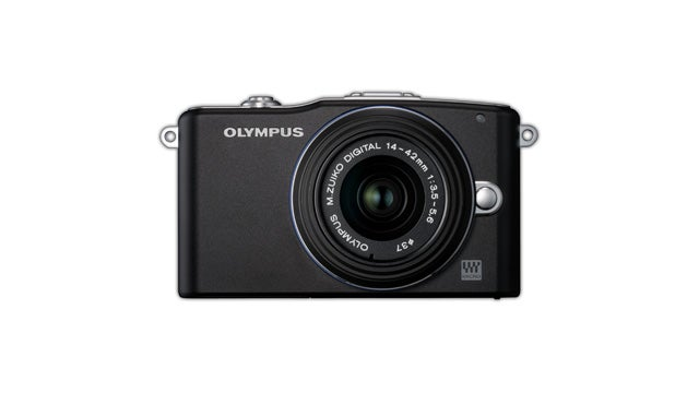 Whoa, Olympus' New Micro Four Thirds PEN E-PM1 Is $500