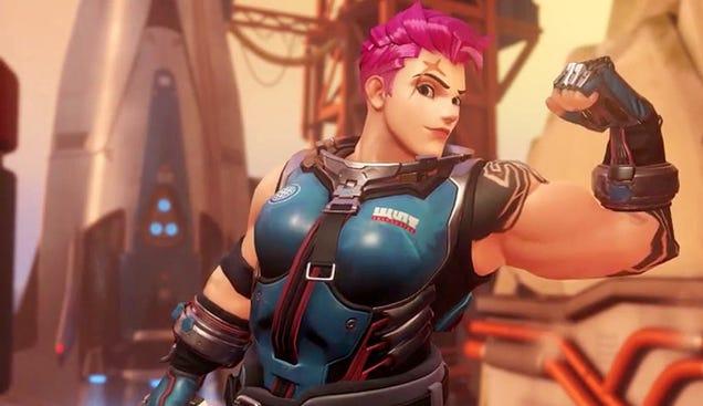 Blizzard anuncia dos nuevos personajes para su juego más es