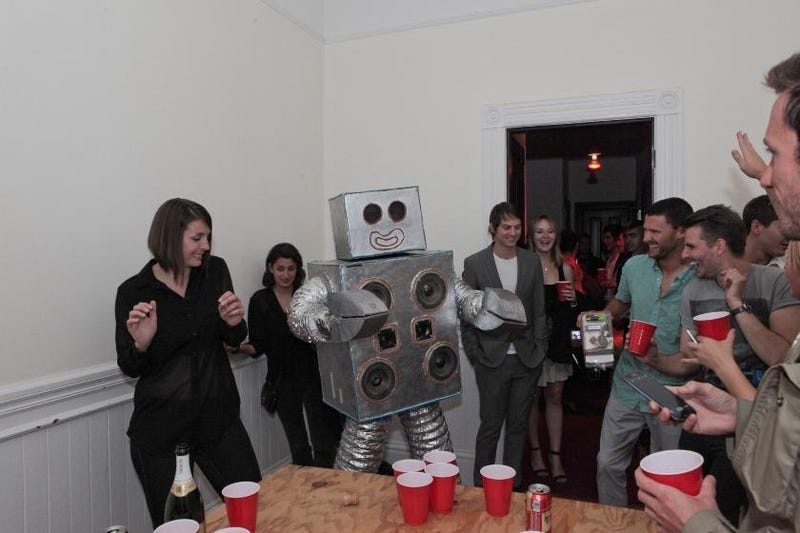 The Dancing Robot That Took Over San Francisco