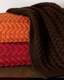 Keep The Cold Out With Cashmere