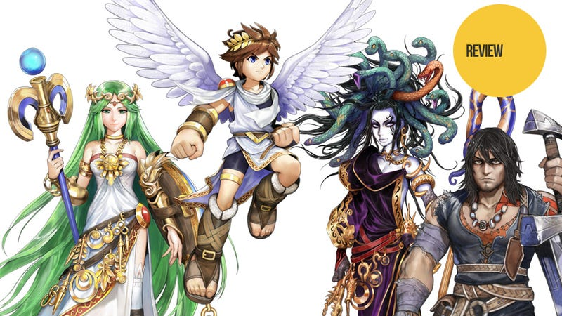 Kid Icarus: Uprising: The Kotaku Review