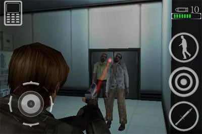 Resident Evil On iPhone