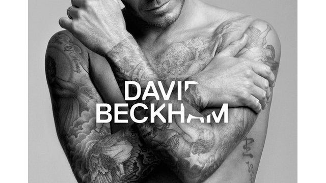 David Beckham's Lifestyle Brand Launches, Features Shirtless Torso
