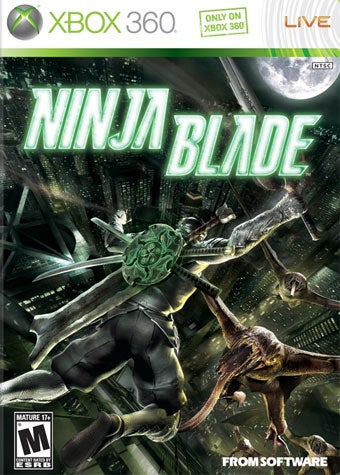 Ninja Blade Review: Ninja Tragic