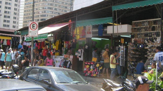 Brazilian Street Markets Aren't As Fun Without Piracy