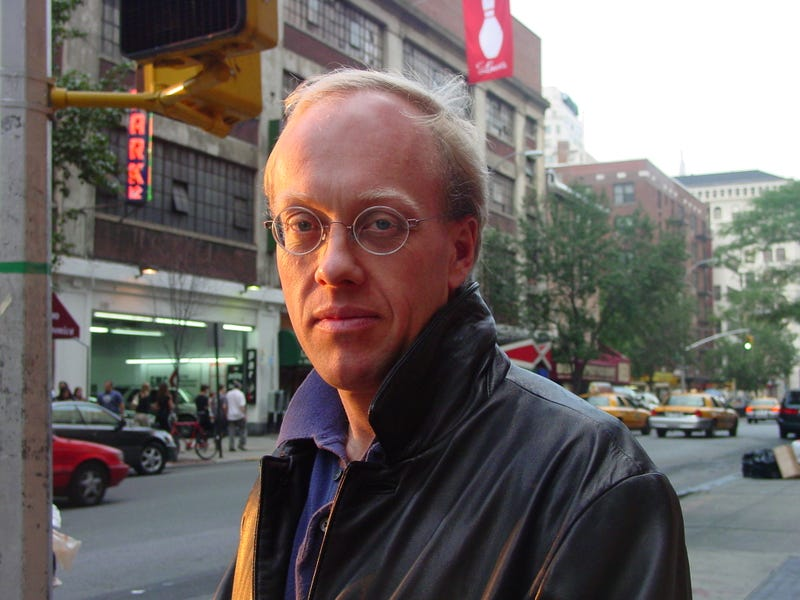 Lefty Writer Chris Hedges Is a Habitual Self-Plagiarist