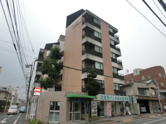 "This Tokyo Apartment Building Is Named ""Phil Collins"""