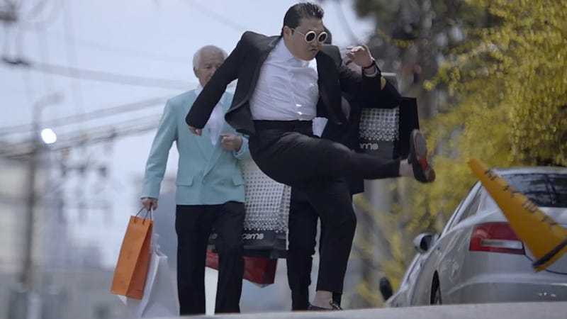 PSY's Newest Video Banned for an Odd Reason