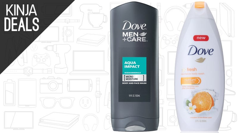 Today's Best Deals: Rockport Shoes, Body Wash, Maybelline, and More