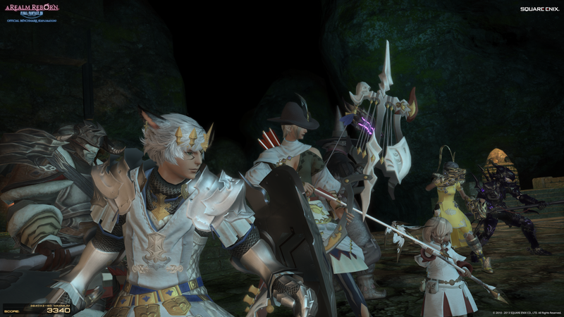 Final Fantasy XIV: ARR – The TAY Casual Group ***UPDATE 2.1***