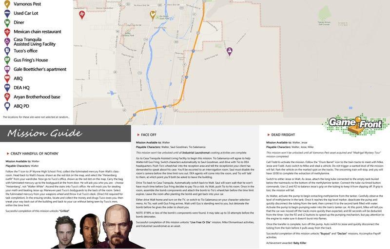 If Grand Theft Auto Took Place In Breaking Bad's Albuquerque