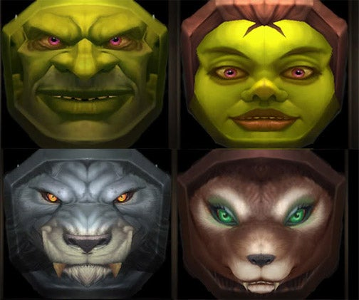 New WoW Races Hinted At By Halloween Masks?