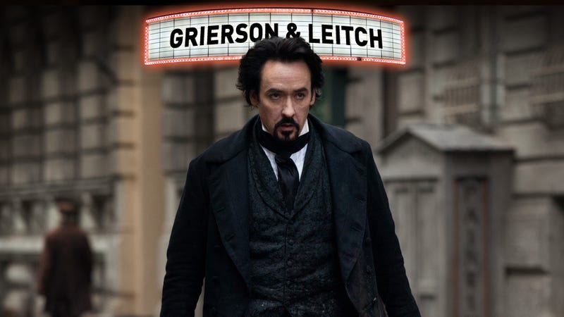 John Cusack In A Goatee? Quoth The Raven: Meh.