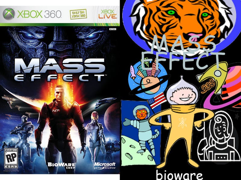 Fixing Video Game Box Art With...Clip Art And Comic Sans