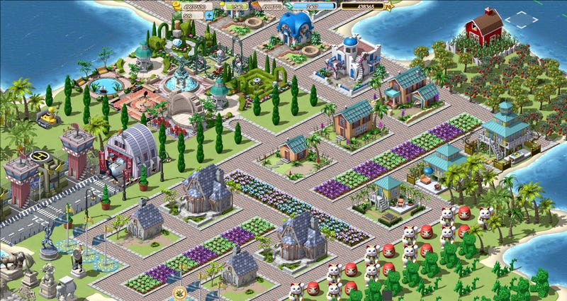 Zynga's Next Big Game Takes CityVille and Adds War